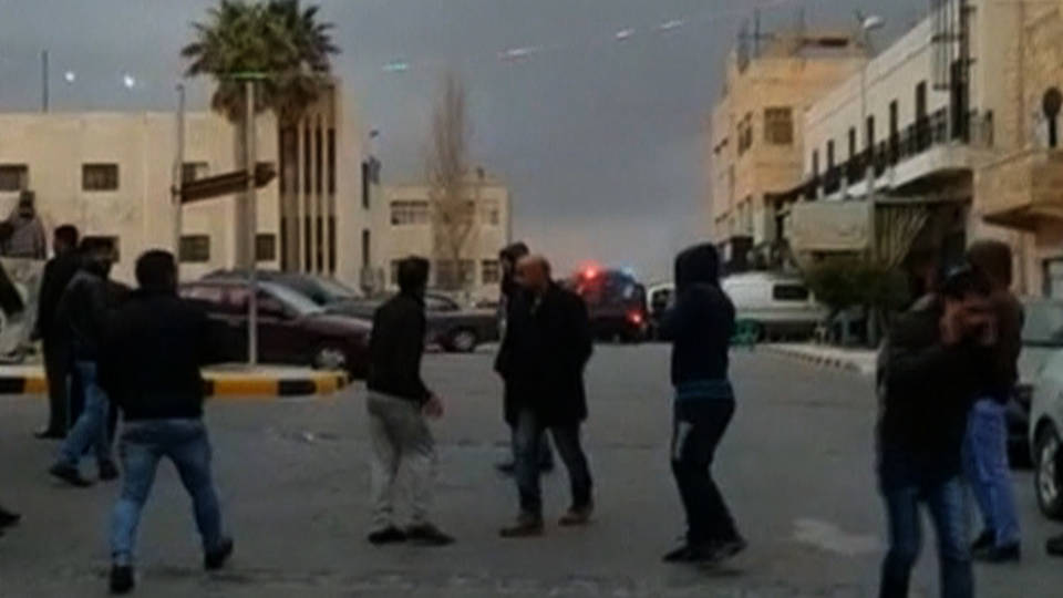Jordan bombing
