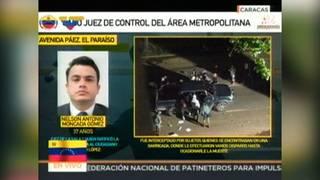 Venezuela judge