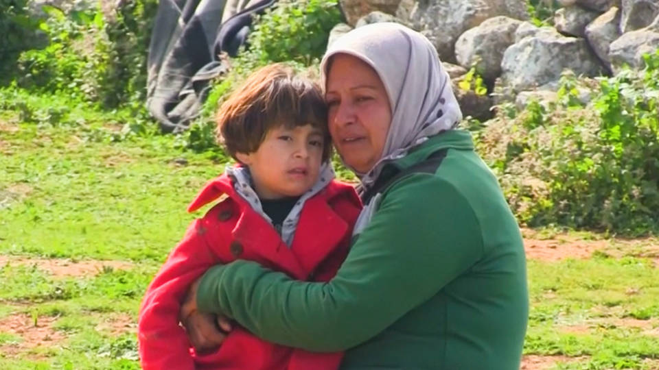 H6 afrin displaced people1