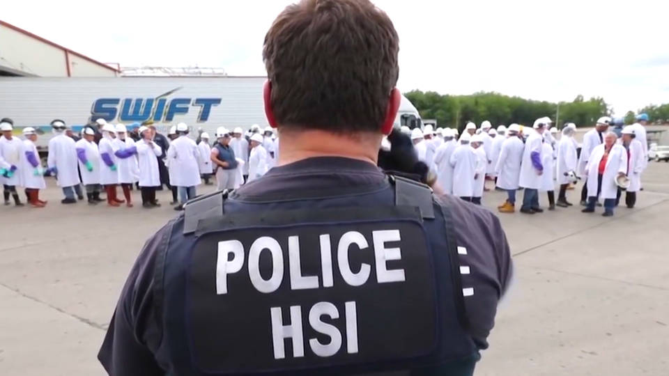 H5 ohio ice immigration raid