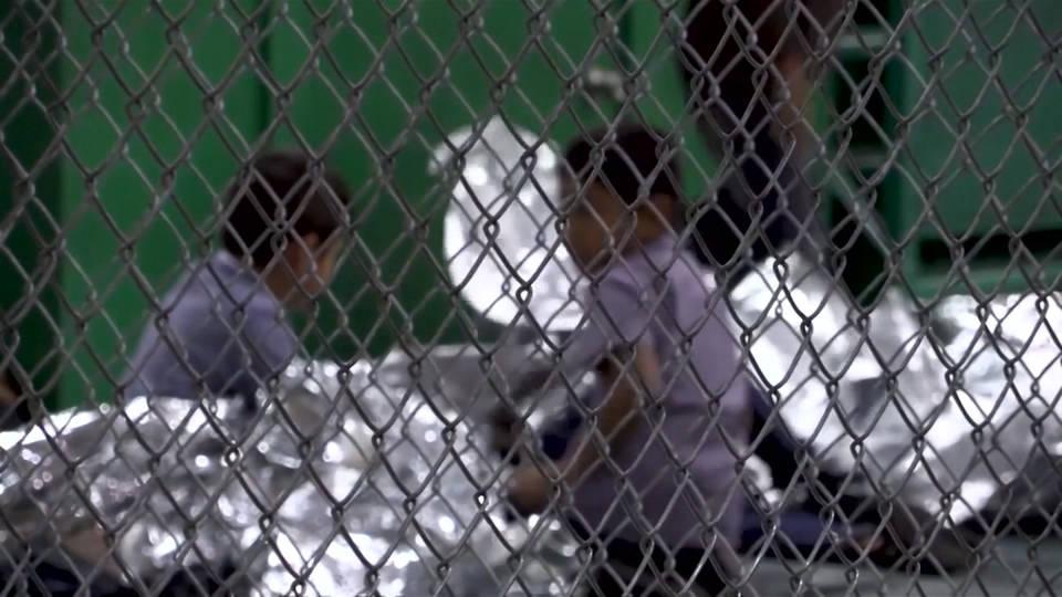 H4 migrant children detention