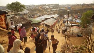 H7 bangladesh imposes mobile phone blackout rohingya refugees