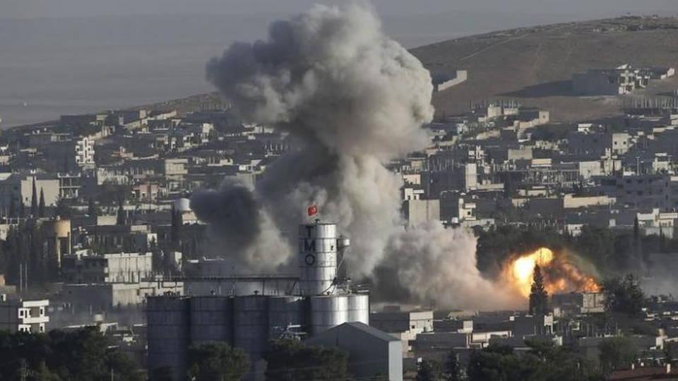 H03 airstrikes syria