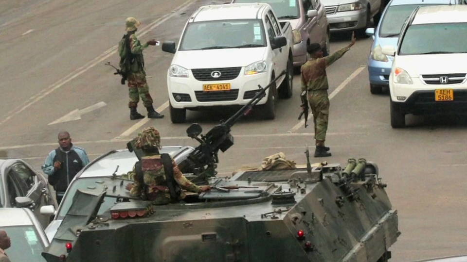 h01 zimbabwe military