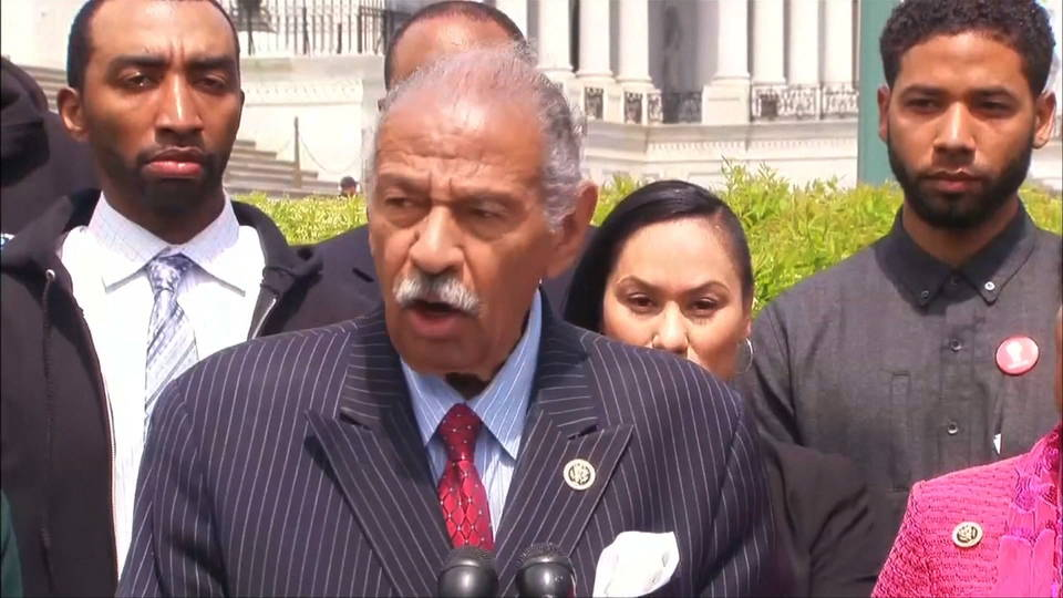 CBC Members: John Conyers Gets Special Treatment Because He Was Elected
