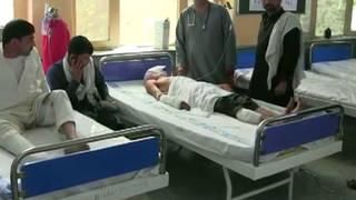 H5 afghanistan blast