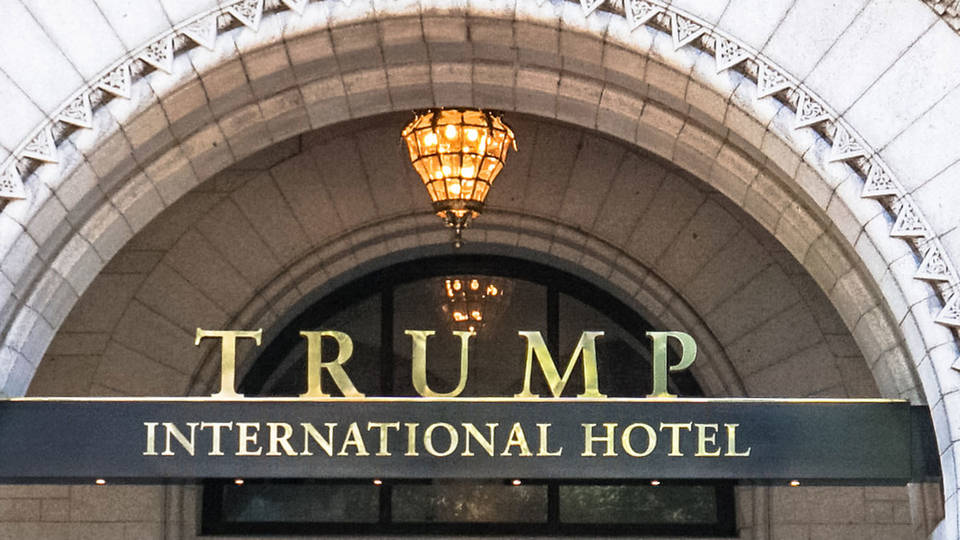 H12 trump international hotel washington dc