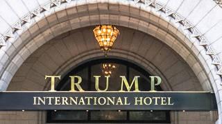 H12 trump international hotel washington dc