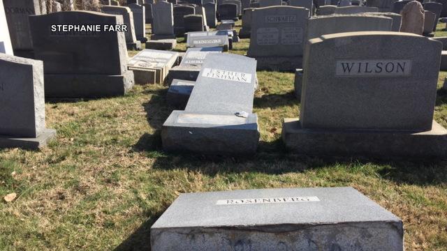 H11 jewish headstones