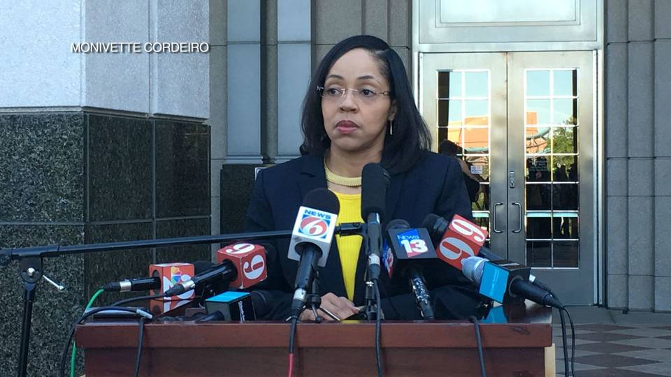 In Florida, The Top Prosecutor For Metropolitan Orlando Has Announced She  Will Not Seek The Death Penalty In Any First Degree Murder Cases.