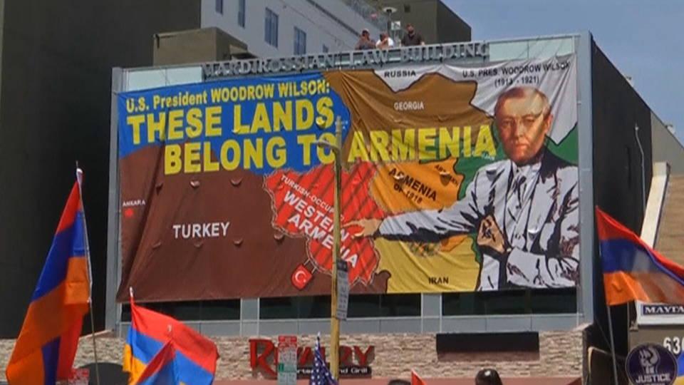 H07 armenian protest