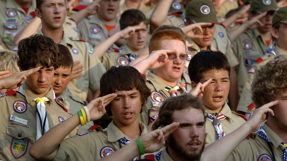 h8 boyscouts of america