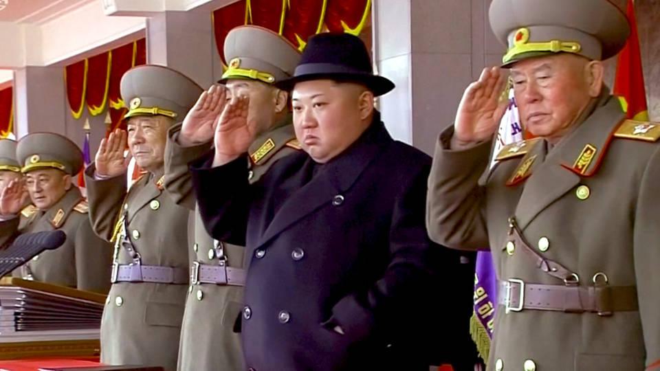 H3 nkorea general purge