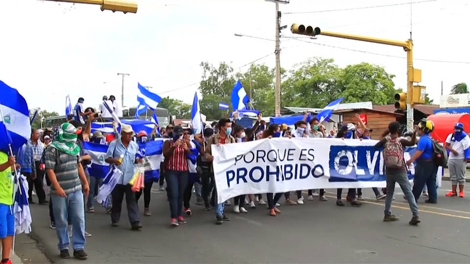 H6 nicaragua protest