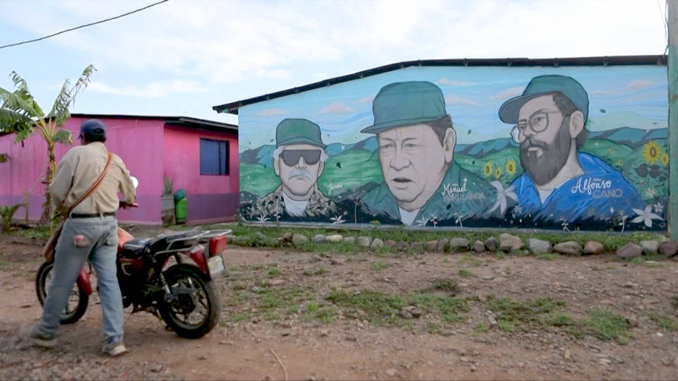H11 colombia ex farc rebels killed bombing raid0