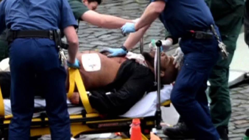 H09 parliament attack suspect