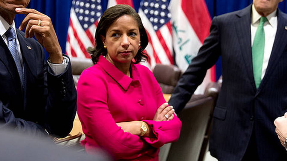 Image result for Susan Rice suggests race, gender bias linked to 'unmasking' backlash