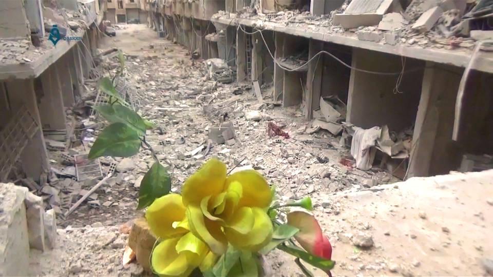 H1 syria ceasefire broken