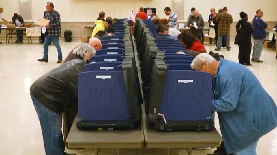 H9 secret service voting booths