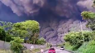 H4 guatemala volcano