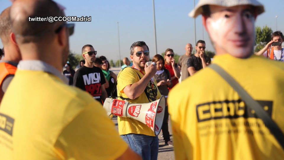 H7 amazon workers strike