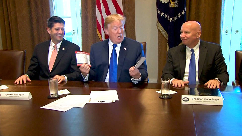 H3 trump tax cut for rich