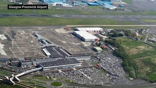 H10 details deals between scottish airport trump property us military