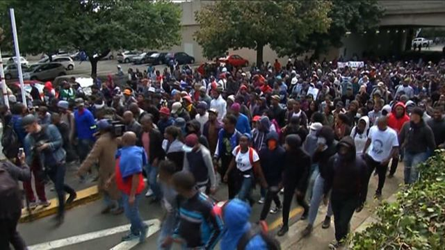 Southafrica students