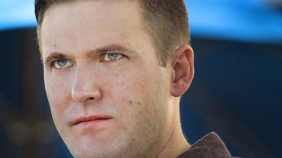 Richard spencer white supremacist