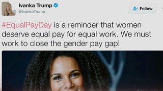H06 ivanka tweet equal pay