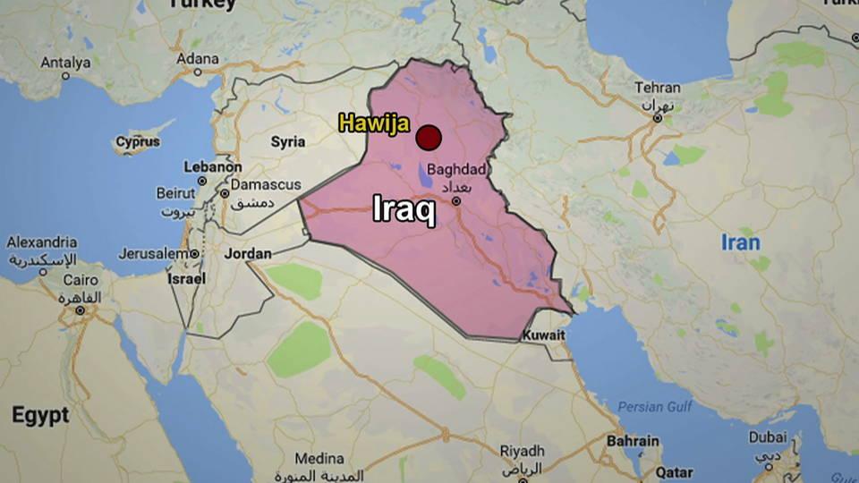 H08 iraq us attack map