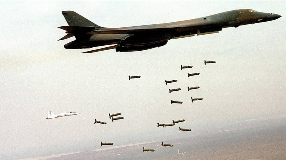 H cluster bombs