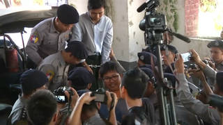 H07 burmese journalists