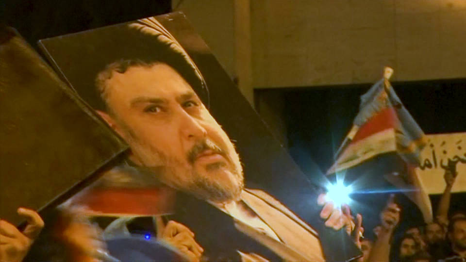 Al-Sadr's Sairoon bloc sweeps Iraq polls: Early results