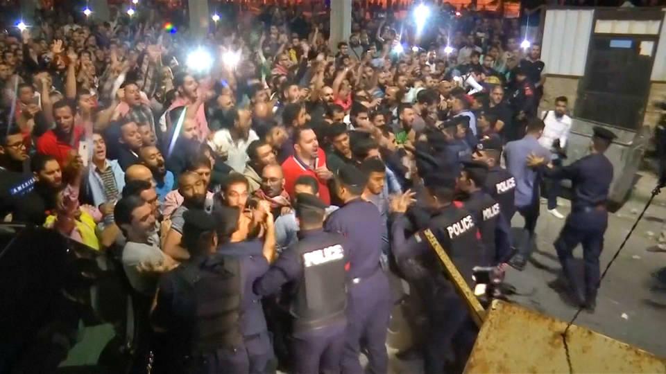 H5 jordan anti austerity protests growing