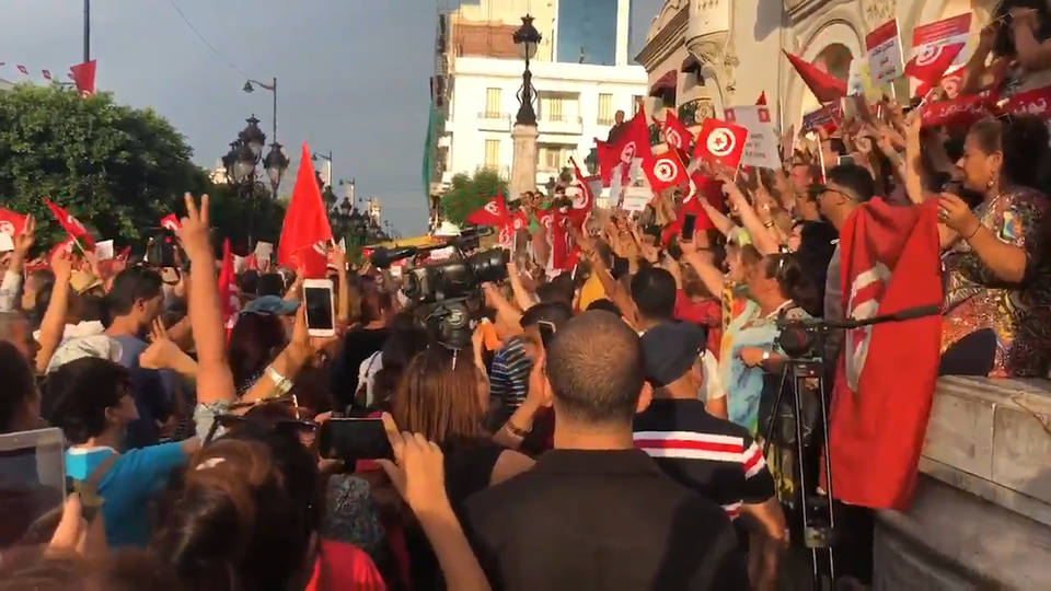 H11 tunisia protest women inheritance law