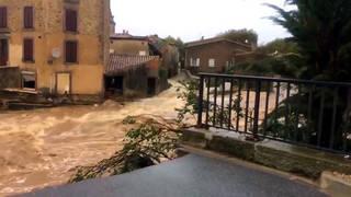 H11 france floods