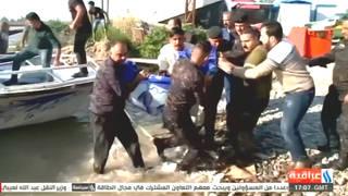 H8 iraq capsize