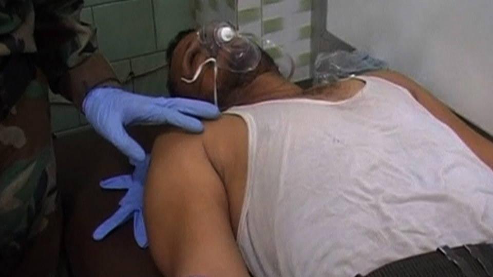 H06 syria gas victim