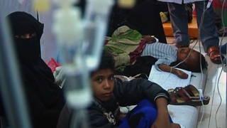 H09 yemen cholera