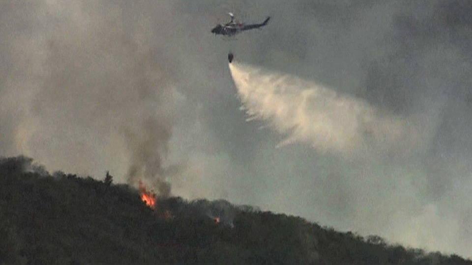 h02 california wildfire death