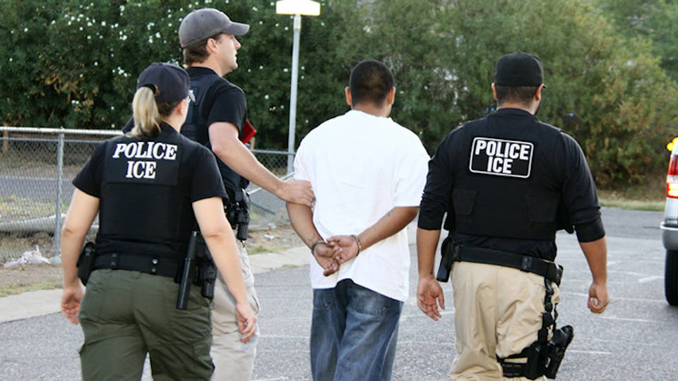 H3 california ice raids