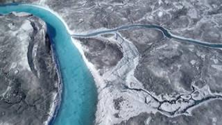 H9 arctic melting