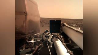 H19 mars insight landing
