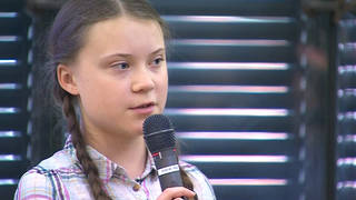 H19 greta thunberg uk britain house of commons