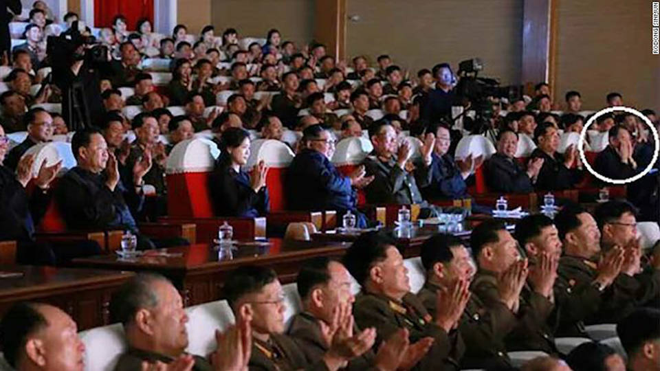 H9 north korea kim hyok chol alive officials