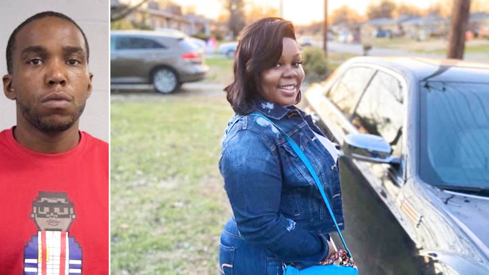 Breonna Taylor's boyfriend sues Louisville police for damages