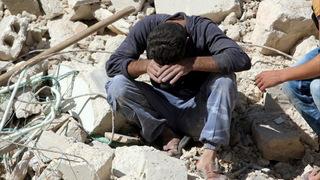 H8 syria airstrikes