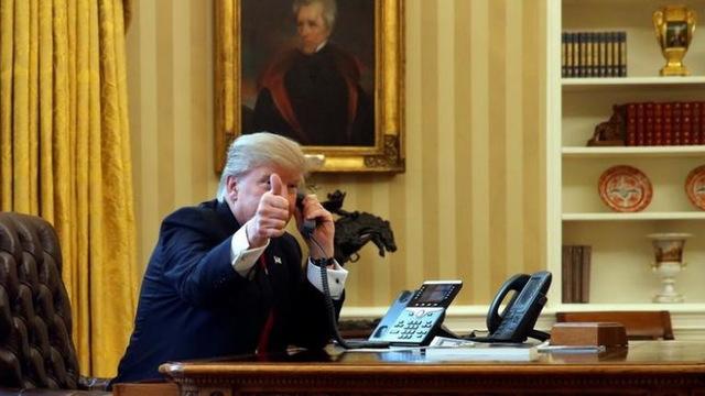 H09 trump phone call
