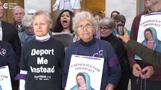 H4 catholic daca protest